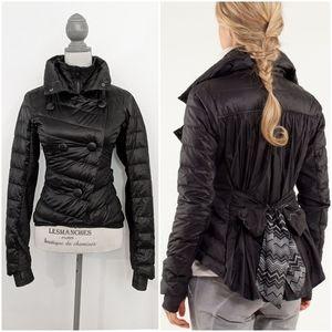RARE Lululemon Pedal Power Blazer Jacket Black